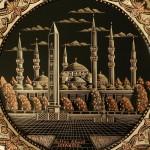 El İşi Bakır Tabak - Sultan Ahmet Camii - Tarama Serisi