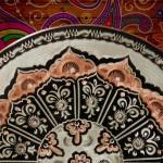 Yakut Serisi - El İşi Bakır Tabak - 05